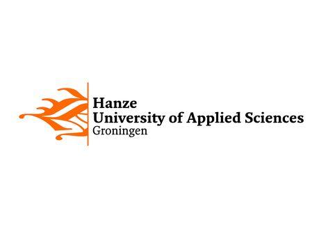 Hanze-Logo-INTERNATIONAAL-DIZAIN_witte letters op oranje
